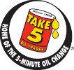 Take 5 Logo 1